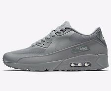 Nike AIR MAX-90 ULTRA-2 ESSENTIAL MEN'S SHOES, COOL GREY- Size US 8,8.5,9 Or 9.5