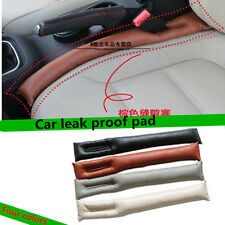 Gap Filler Car Seat Pad Leather Faux Holster Kit Spacer Padding Fillers Trendy