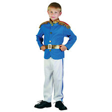 Child Boys #Charming Prince World Book Day Fantasy Fancy Dress Costume All Ages
