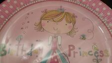 Princess Birthday Party Tableware FREE balloons and ribbons