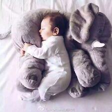 Plush Soft Stuff Toys 5 Colors Elephant Toy Pillow Bed Cushion Kid Gift Children