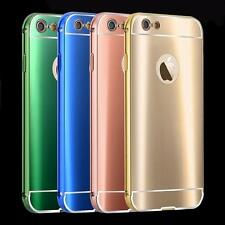 Luxury Aluminum Ultra-thin Metal Bumper Phone Case Cover For iPhone 6S Plus 5.5""
