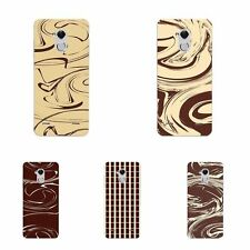 Case For ZTE Blade V8 A1 V7 Lite Soft TPU Silicone Phone Back Cover Milkshake