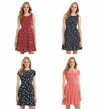 NEW LC Lauren Conrad Disney's Minnie Mouse Dot Dress - Red, Blue or Pink