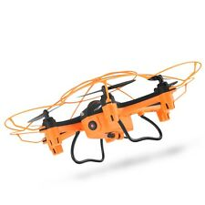 2.4GHz 6-axis gyro Mini Drone RC Quadcopter Hexacopter FPV RTF with HD camera