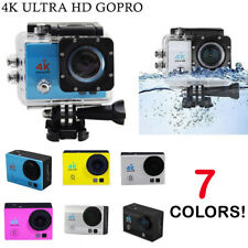 New 4K Ultra-HD 1080P 16MP Waterproof Sport HDMI Action Camera Video Camcorder