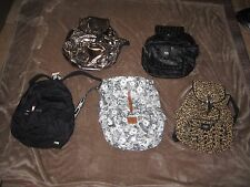 NEW Victorias Secret PINK BackPack U choose Daisy Bling Black Mesh Leopard Studs