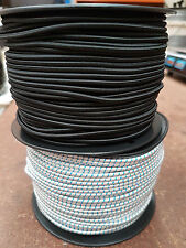 "Ø8mm x 10m SHOCK CORD / BUNGEE CORD. AUSTRALIAN MADE ""FREE POSTAGE"""