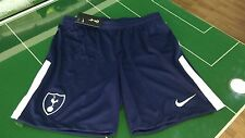 FOOTBALL SHORTS SHORTS NIKE 2017/2018 TOTTENHAM HOTSPUR BLUE SPURS