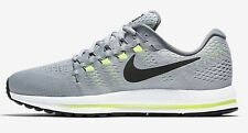 Nike AIR ZOOM VOMERO-12 MEN'S RUNNING SHOES,GREY/BLACK- Size US 6.5, 7, 7.5 Or 8