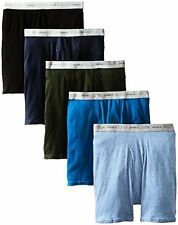Hanes Red Label Underwear - Bottoms 7349Z5 Mens 5-Pack FreshIQ Exposed