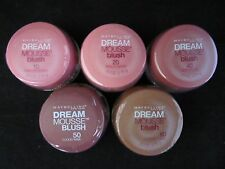 Maybelline Dream Mousse Blush~Pick 10, 20, 60 or Bronzers 10, 20!