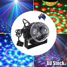 3W LED RGB DJ CLUB DISCO MAGIC BALL EFFECT LIGHT STAGE LIGHTING PARTY CRYSTAL BU