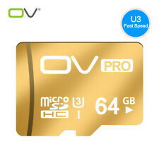 OV PRO 16GB 32GB 64GB Micro SD UHS-I U3 90MB/s Flash MemorySD Card for Cellphone