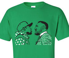 Mayweather vs McGregor Face Off Fight Night T-Shirt (Floyd vs Conor Champions)