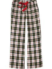 NWT WOMENS OLD NAVY WHITE BLACK YELLOW PLAID FLANNEL LOUNGE PAJAMA PANTS XL XXL