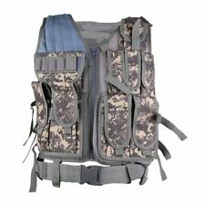 Fishing Hunting Tactical Vest Military Tactical Airsoft Molle Plate Carrier Vest