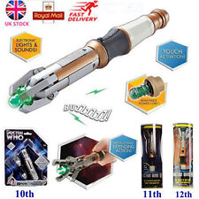Doctor Who 10th/11th/12th Sonic Screwdriver Replica Peter Capaldi Light&Sound UK