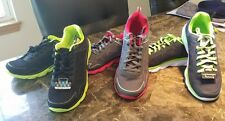 ATHLETIC WORKS Men's Mesh Jogger Athletic Shoe, NWT, Size 8.5, 9, 9.5, 10, 10.5