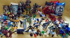 LEGO BIONICLE Lot mixed Figures + PARTS PIECES  Masks - 8 LBS. from 2008 - 2010