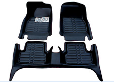 For Ford Focus Car Floor Mats Front Rear Carpet Auto Mat All Weather Waterproof