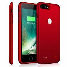"""Battery Case Charger Cover Portable Pack Power Backup for iPhone 6S 7 Plus 5.5"""""""