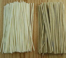100 Rattan Reed Diffuser Oil 10 inch 3.5mm. Dia Premium Quality Refill Sticks