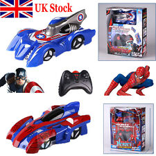 UK Kids/Adult Floor Micro Wall Climbing Climber RC Remote Control Racing Car Toy