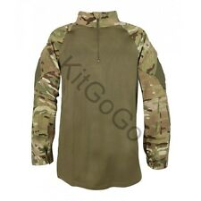 British Army MTP PCS UBACS Shirt with MTP Blanking Patches