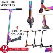 New In Box Limit Pro Scooters Adult Cool Freestyle Pro Stunt Scooter Style Play