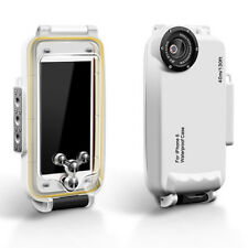 MEIKON IPX8 40m/130ft Underwater Waterproof Diving Case for iPhone 6s 6 4.7inch