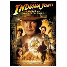 Indiana Jones and the Kingdom of the Cry DVD