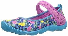 crocs 204693 Girls Duet Busy Day MJ Graphic GS Mary Jane 3US- Choose SZ/Color.