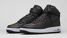 NIKE AIR FORCE 1 HI BHM QS BLACK HISTORY MONTH WOMEN'S SHOES 836228 001 New