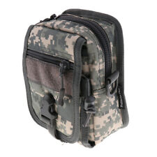 Outdoor Military Tactical Molle Utility Shoulder Sling Bag Tool Accessory Pouch