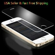 Tempered Glass Round Edged Screen Protector Moblie Cell Phones usa in stock ship