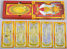 HOT classic Anime Two Sets 52+56 Card Captor Sakura Clow Card Hope Cosplay gifts
