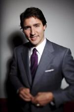 JUSTIN TRUDEAU GLOSSY POSTER PICTURE PHOTO PRINT canadian prime minister 3078