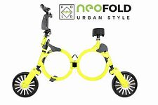 Neofold Folding Electric Bike 9,8kg Bicycle. E-bike fully foldable Scooter.