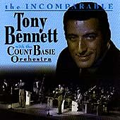 Incomparable Tony Bennett With The Count Basie Orchestra, The (CD)