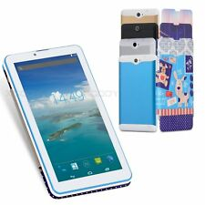 7'' inch Unlocked 3G Dual SIM Dual Core Android 4.4 Tablet PC 8GB WIFI Bluetooth