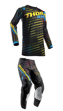 NEW 2018 THOR MX PULSE RODGE PANT JERSEY GEAR COMBO MULTI + FREE NAME