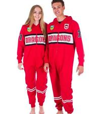 Rugby League NRL St George Dragons New Adult Footysuit