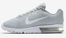 Nike AIR MAX SEQUENT-2 WOMEN'S RUNNING SHOE Platinum/Wolf Grey-US 7,7.5,8 Or 8.5