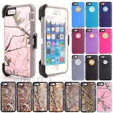 New Rugged High Impact Hybrid Shockproof Cases Cover For Apple iPhone 6 7 Plus