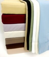 100% Egyptian Cotton 1500 Thread Count Sheets - Queen Size Sheet Set