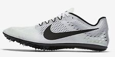 Nike ZOOM VICTORY-3 WOMEN'S RACING SPIKE White/Volt/Black-Size US 7.5,8,8.5 Or 9