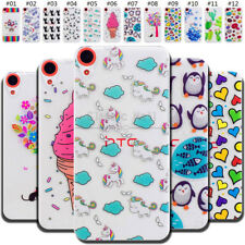 For Xiaomi HTC Phone TPU Rubber Protective Soft Cover Case Back Shockproof Skin
