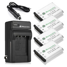 NP-45 NP-45A Battery + Charger For Fujifilm FinePix XP70 XP60 XP10 T550 T500 J10