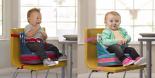 JJ Cole Feeding Booster Seats  Travel in style with this inflatable feeding seat